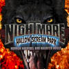 Nightmare Hallow-Scream Park Logo