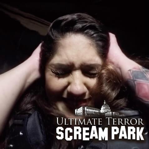 Ultimate Terror Scream Park - Sacramento Haunted House Event