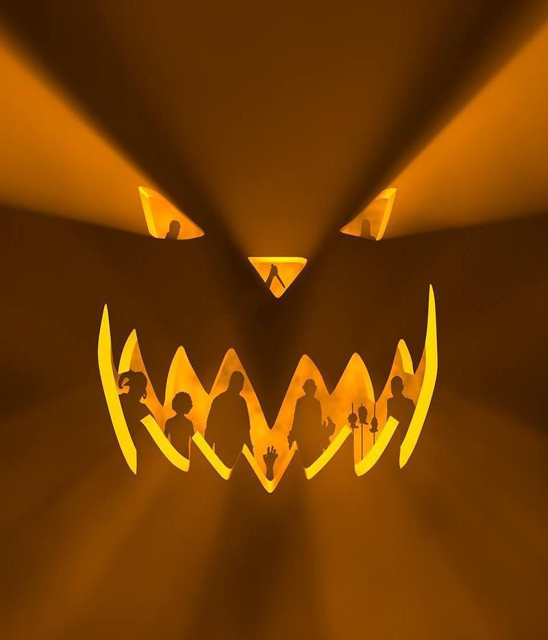 halloween city petaluma