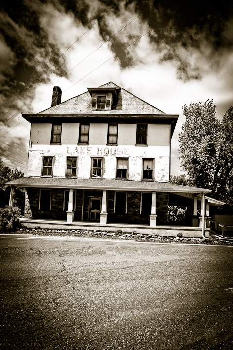 Lake House Hotel of Horror