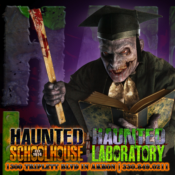 Haunted Schoolhouse