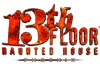 13th Floor Haunted House Phoenix Logo