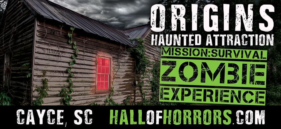 Hall of Horrors south carollina