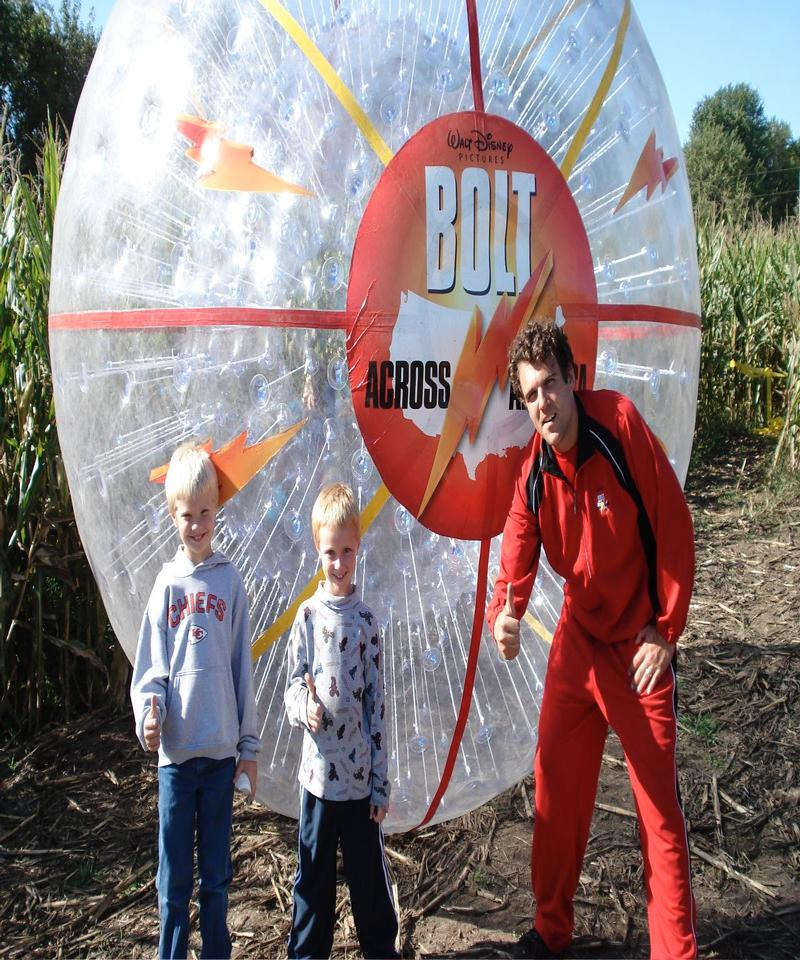 Gardner Haunted House: Corn Maze In Gardner, Kansas ? KC Corn Maze Festival