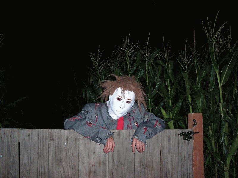 Fantozzi Farms Haunted Corn Maze