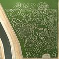 2013 Maze Design:  A Tribute to Colin Kaepernick and Camp Taylor!