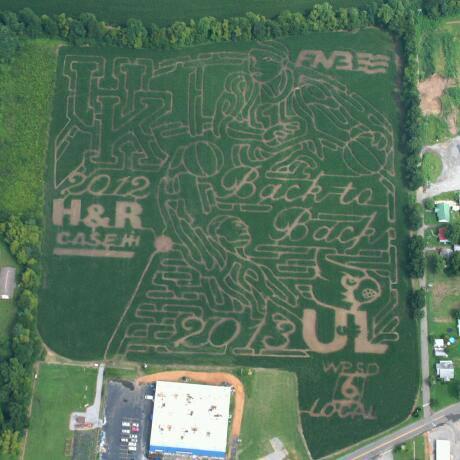 Find Corn Mazes in Mayfield Kentucky - A-Maize-ing Farms in Mayfield  Kentucky